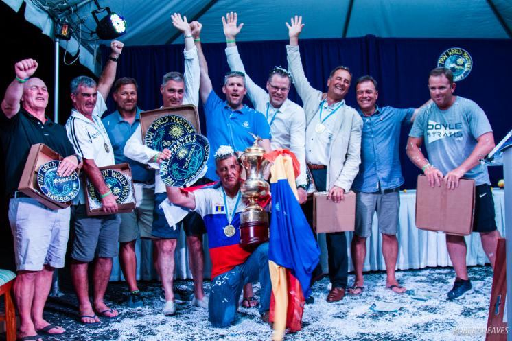 Vladimir Krutskikh snatches Finn World Masters title after dramatic Medal Race turnaround