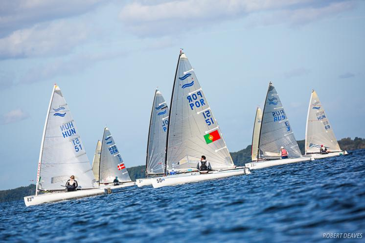 Filipe Silva wins Finn European Masters in Schwerin